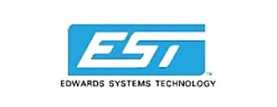EST Edwards System Technology Logo Color