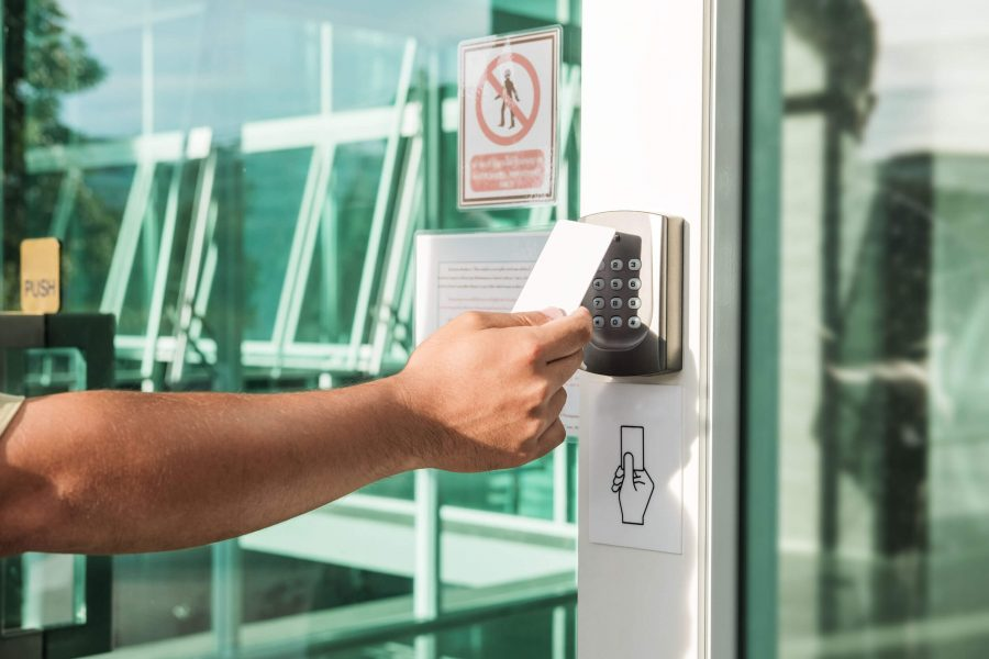 credential technology for access control